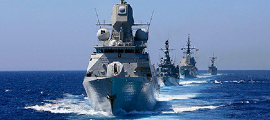 (video) თურქულმა სამხედრო ძალებმა რუსული სამხედრო გემი გააცილეს