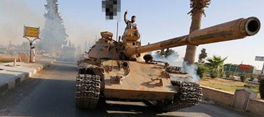 ერაყელ და ევროპელ ჯიჰადისტებს შორის შეიარაღებული დაპირისპირება მოხდა