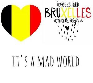 სოციალურ ქსელებში პოპულარულია ჰაშთაგები #jesuisbrussels და #PrayForBrussels