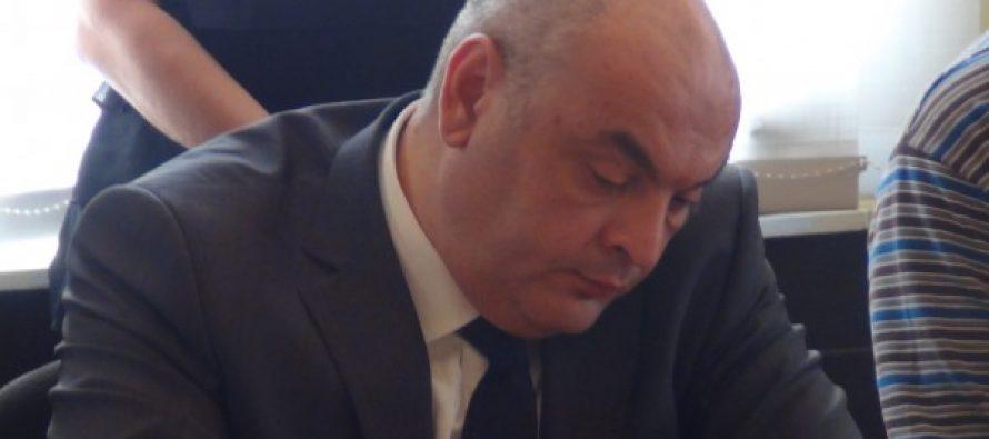 ვეტერანების საქმეთა სახელმწიფო სამსახურის ხელმძღვანელი ირაკლი შიხიაშვილი თანამდებობიდან გადადგა