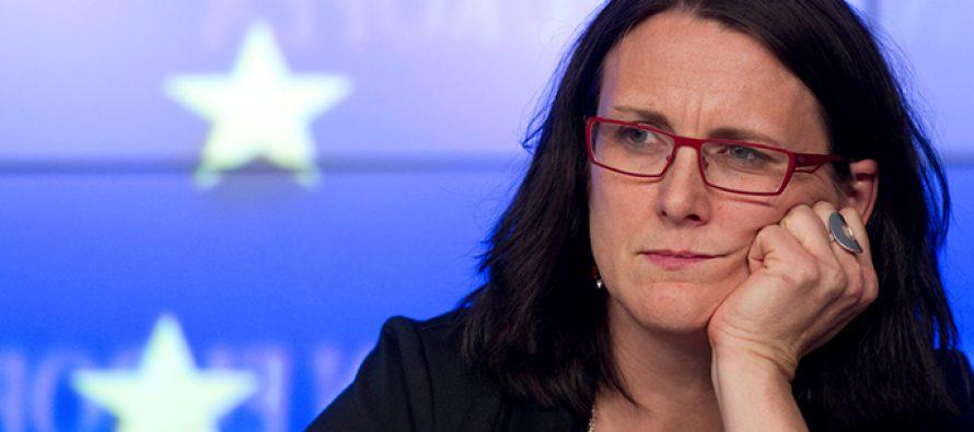 სესილია მალმსტრომი: მთავრობის მიერ გატარებული რეფორმები გაუმჯობესებულია