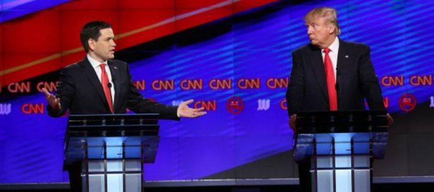 """ტრამპმა თავისი გამონათქვამი """"მოძულე-მუსლიმებსა"""" და """"ძლიერ"""" პუტინზე დაიცვა"""