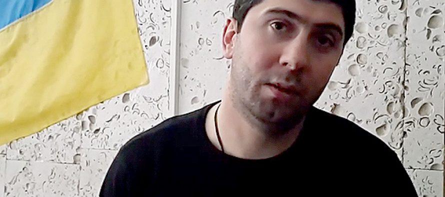 """უკრაინიდან ე.წ. """"კანონიერი ქურდი"""" ირაკლი ლეჟავა გააძევეს"""