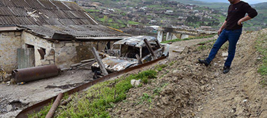 სომხეთმა აზერბაიჯანს სახელმწიფო საზღვრის დაცხრილვაში ბრალი დასდო