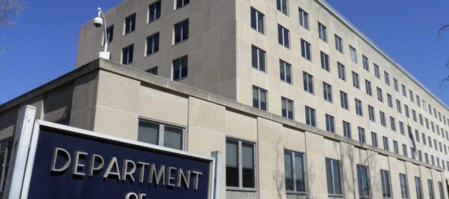 აშშ-ის სახელმწიფო დეპარტამენტი ცხინვალის საოკუპაციო რეჟიმის გადაწყვეტილების გამო შეშფოთებას გამოთქვამს