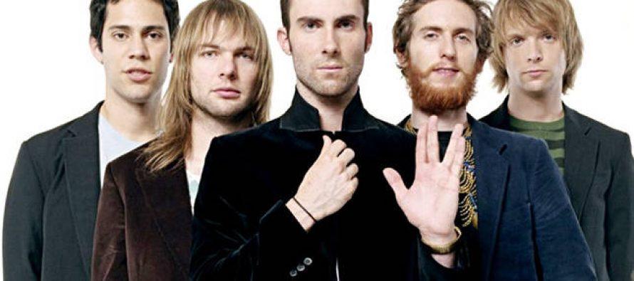 Maroon 5-ის კონცერტზე დასასწრები ბილეთების ფასები ცნობილია