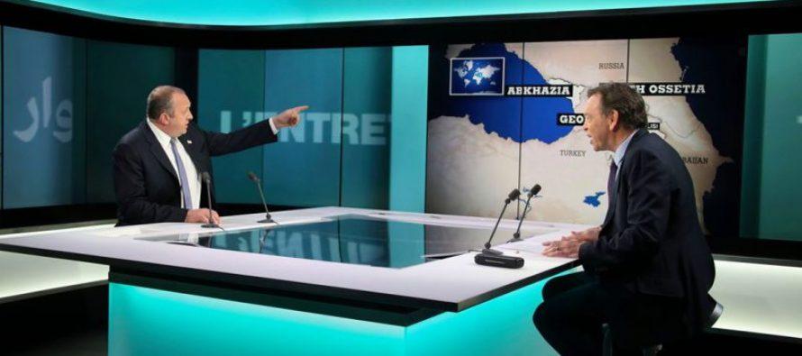 გიორგი მარგველაშვილის ინტერვიუ France 24-თან