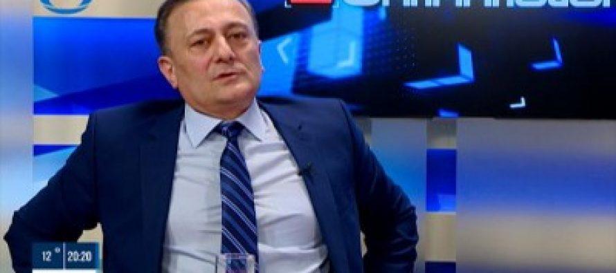 (+ვიდეო) შალვა ნათელაშვილი: მმართველი გუნდის წევრები იუდაზე უზნეოები აღმოჩნდნენ