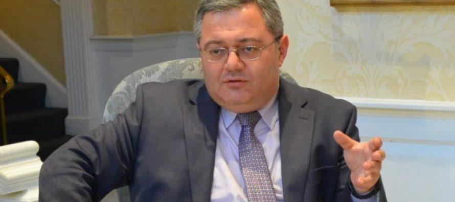 დავით უსუფაშვილი : 14 ივნისი გათენდა საქართველოში და გიორგი კვირიკაშვილს თავისუფლებას ვულოცავ