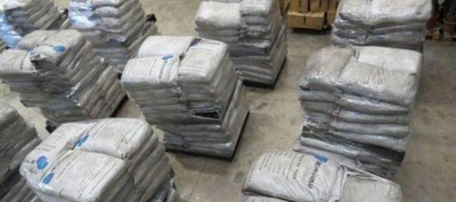 კოლუმბიელმა სამართალდამცველებმა რეკორდული რაოდენობის – 8 ტონა კოკაინი დააკავეს