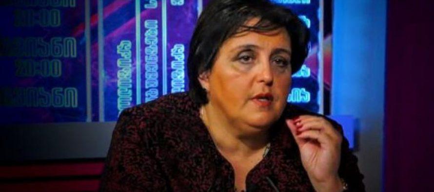 """ელისო კილაძე: """"პოლიტიკური სიტუაციის შეცვლა მიშას დაბრუნებას შეუძლია!"""""""