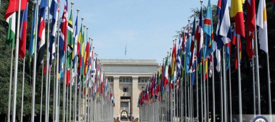 ჟენევის საერთაშორისო დისკუსიების ფარგლებში აშშ-ს დელეგაციასთნ ორმხრივი შეხვედრები გაიმართა