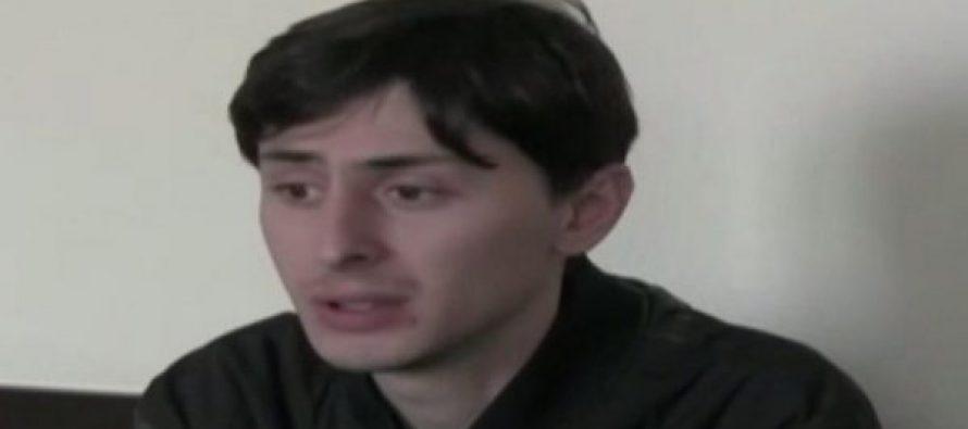 """უკრაინაში ე.წ კანონიერი ქურდი """"გეგა ოზურგეტსკი"""" დააკავეს"""