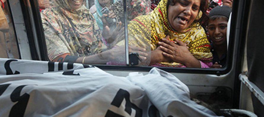 პაკისტანში ცოცხლად დაწვეს ქალი, რომელმაც უარი თქვა გათხოვებაზე