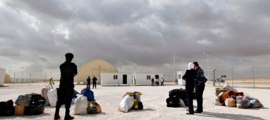 იორდანიაში ლტოლვილთა ბანაკს თავს დაესხნენ, არის მსხვერპლი