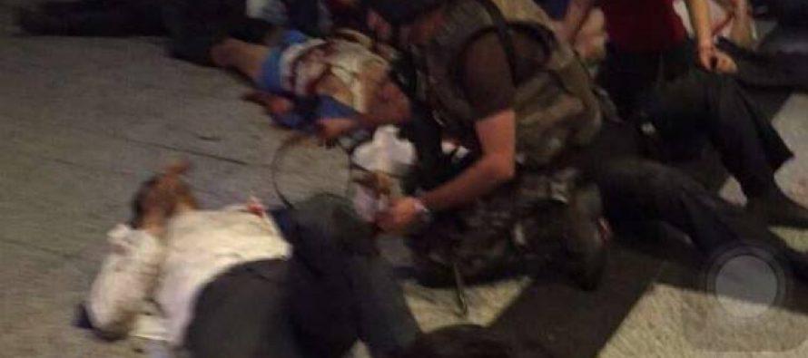სტამბოლის აეროპორტში მინიმუმ 10 ადამიანი დაიღუპა და 40 დაშავდა