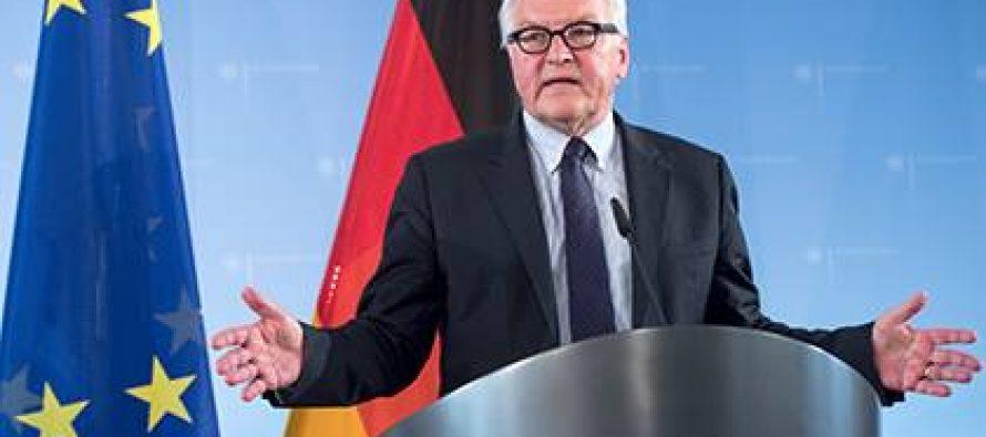გერმანიამ იმედი გამოთქვა, რომ თურქეთთან ნორმალური ურთიერთობა შენარჩუნდება