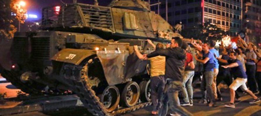 თურქეთში დაკავებული ჯარისკაცები ამბობენ, რომ მათ გადატრიალება სწავლებები ეგონათ