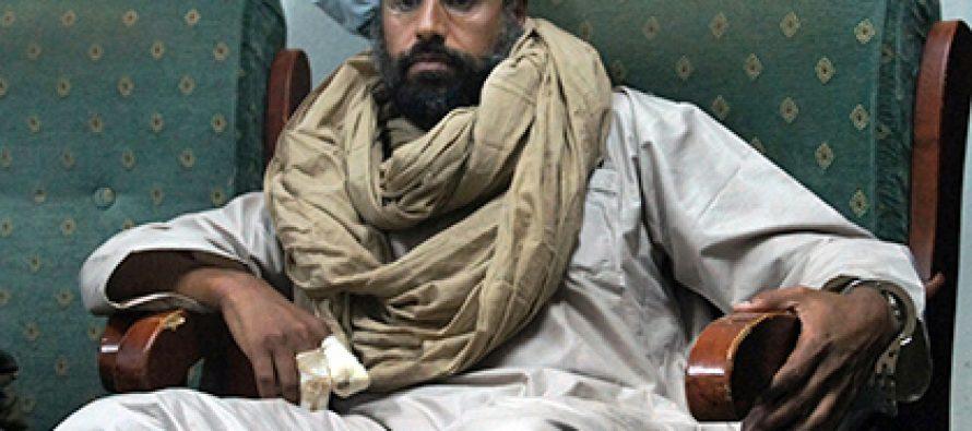 მუამარ კადაფის ვაჟი სიკვდილით დასჯას გადაურჩა და თავისუფლებაზე გამოვიდა