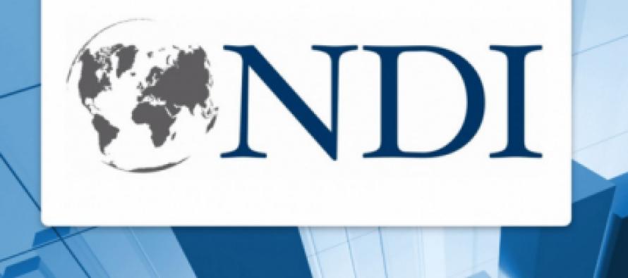NDI: 41% – საარჩევნოდ ყველაზე მნიშვნელოვანი პარტიის ეკონომიკური პოლიტიკაა