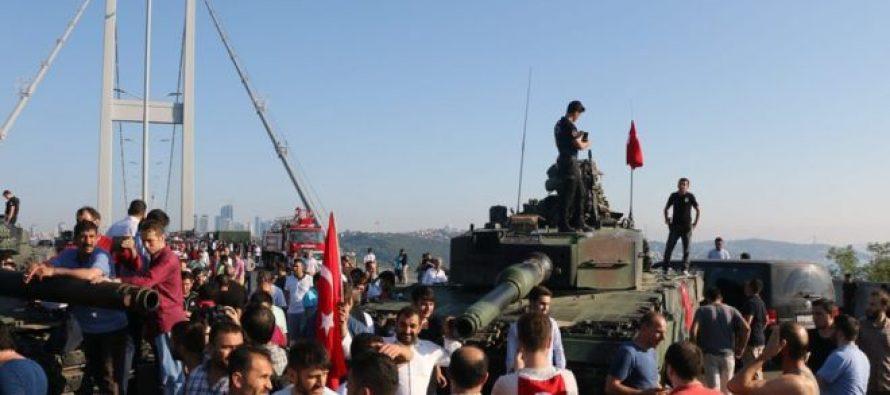 თურქეთში 8 000-ზე მეტი სამართალდამცველი სამსახურიდან გაათავისუფლეს