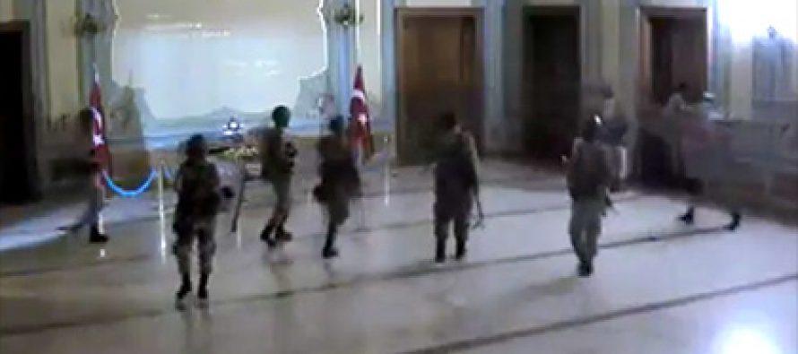 (video) სოციალურ ქსელში ამბოხებულების მიერ სტამბოლის ადმინისტრაციის შენობის დაკავების ვიდეო გავრცელდა