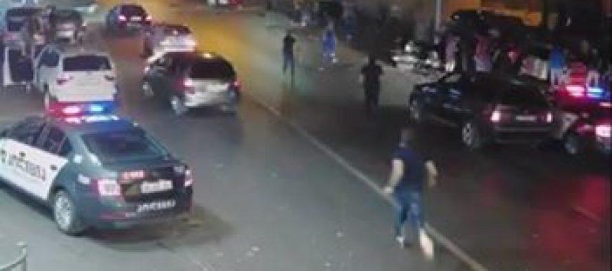 საშინელი ავარია თამარაშვილზე – სოციალურ ქსელში ვიდეომასალა ვრცელდება