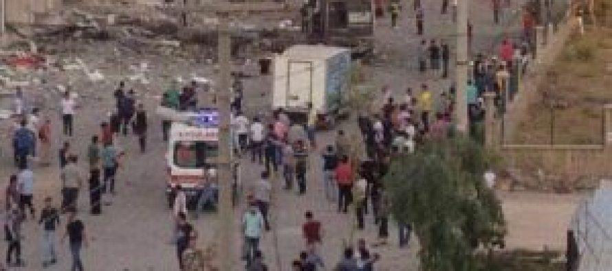 თურქეთში აფეთქების შედეგად 50 ადამიანი დაიჭრა