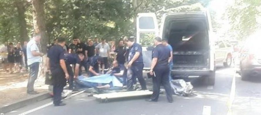 ავტოსაგზაო შემთხვევის შედეგად ვაჟა-ფშაველას გამზირზე 30 წლამდე მამაკაცი გარდაიცვალა