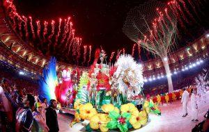 ოლიმპიადა 2016 დასრულდა – შთამბეჭდავი დახურვა რიოში