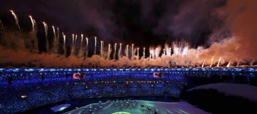 (foto) რიოს ოლიმპიური თამაშები ოფიციალურად გაიხსნა