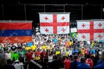 (+ვიდეო) პირველი ოქრო და ქართული ჰიმნი რიოში