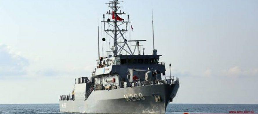თავდაცვის სამინისტრომ შავ ზღვაში წრთვნის დროს დაკარგული სამხედრო მოსამსახურეების ძებნის ოპერაცია შეაჩერა