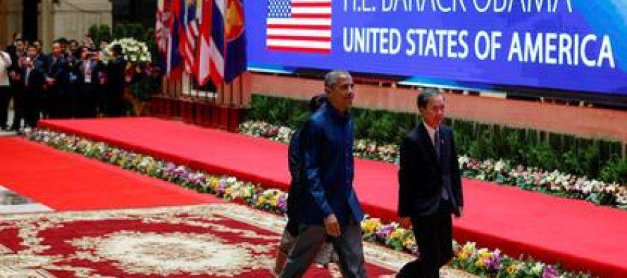 ობამა და ფილიპინების პრეზიდენტი, რომელმაც ის გალანძღა, ერთმანეთს შეხვდნენ