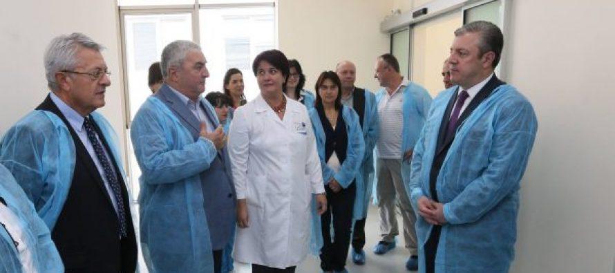 საქართველოში პირველად, ძვლის ტვინის ტრანსპლანტაციის ოპერაციები იწყება