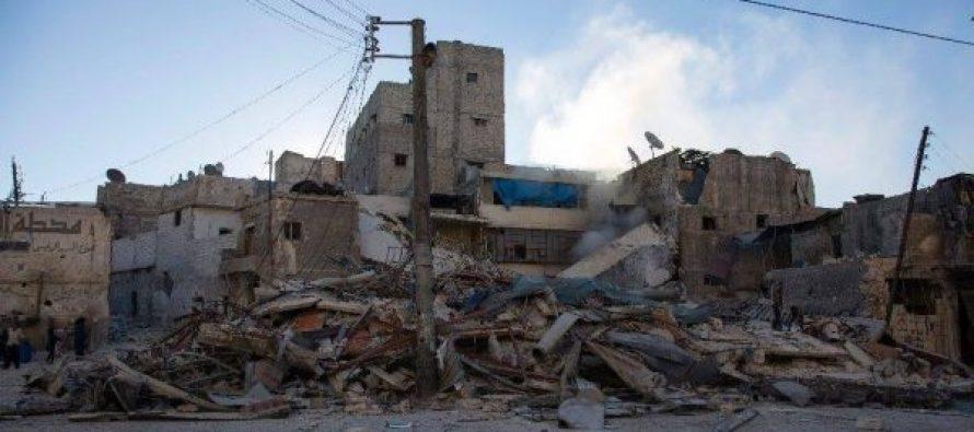 ალეპოში რუსებმა კიდევ 50 ადამიანი მოკლეს
