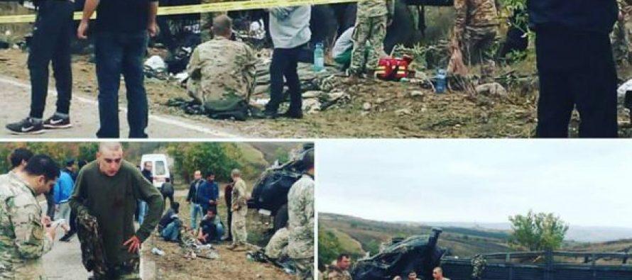დაშავებული 28 სამხედრო მოსამსახურე გორის სამხედრო ჰოსპიტალში მკურნალობს