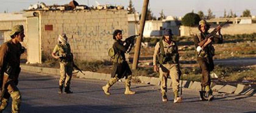 სირიელი ამბოხებულები და ბოევიკები ალეპოდან წასვლაზე უარს ამბობენ
