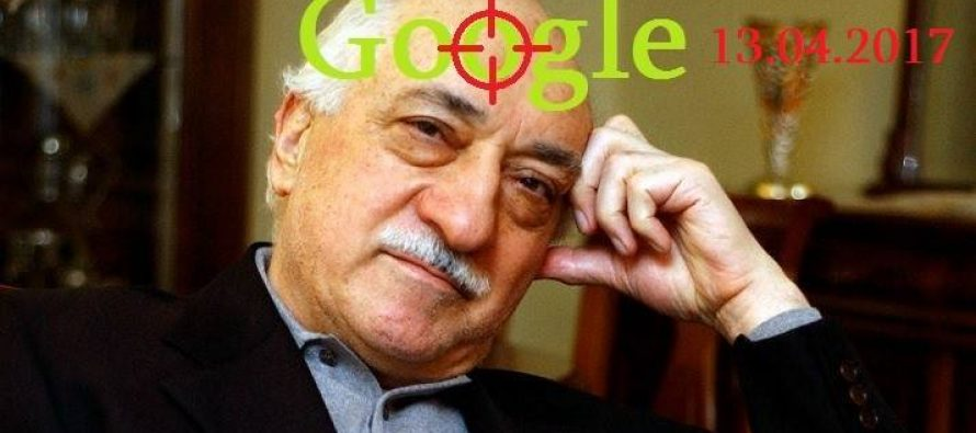 Google-მა   ფეტიულაჰ გიულენი გარდაცვლილად გამოაცხადა