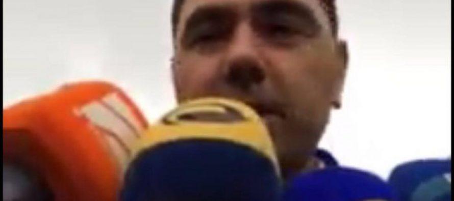 (VIDEO) ამხმედ იმამყულიევი პირველ კომენტარს აკეთებს
