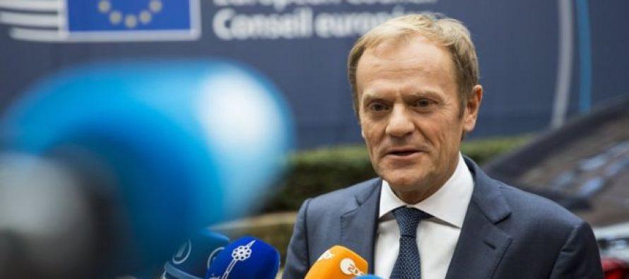 """""""საქართველოს შეუძლია ჰქონდეს ევროკავშირის იმედი რთულ სიტუაციებშიც"""" – დონალდ ტუსკი"""