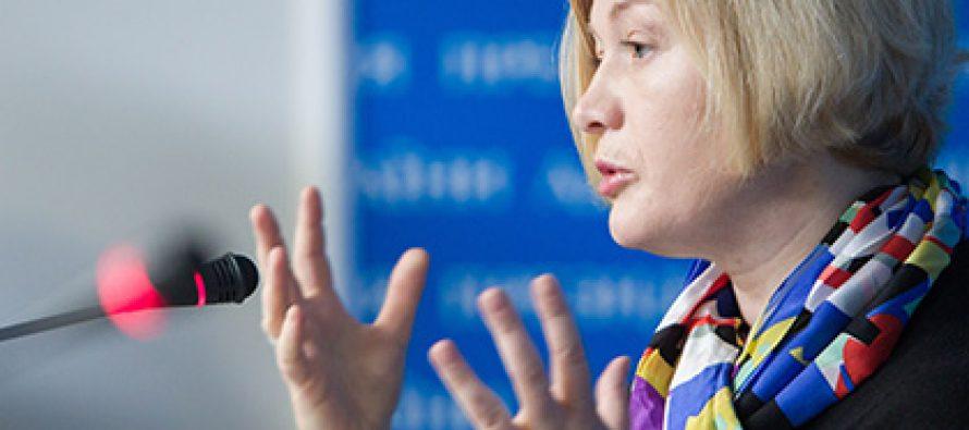 კიევი მოსკოვში დაკავებული უკრაინელი ჟურნალისტის დაუყოვნებლივ განთავისუფლებას მოითხოვს