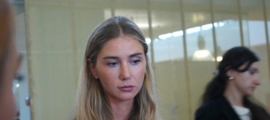 """თინა ბოკუჩავა აცხადებს, რომ მაკო გომურის საშვთან დაკავშირებით ინფორმაცია """"სირცხვილიას"""" ორგანიზატორებისგან მიიღო"""