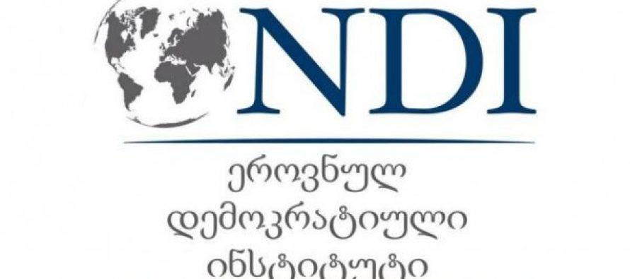 """NDI-ის გამოკითხულთა 63%-ის აზრით, საქართველოს ეკონომიკური მდგომარეობა """"ცუდია"""" – მოსახლეობა პასუხისმგებლობას მთავრობას აკისრებს"""
