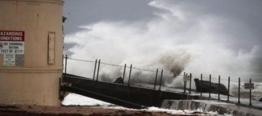 """ევროპაში ქარიშხალ """"კიარას"""", რომელსაც თან ძლიერი წვიმა და ქარი ახლავს, სულ მცირე 6 ადამიანის სიცოცხლე ემსხვერპლა"""