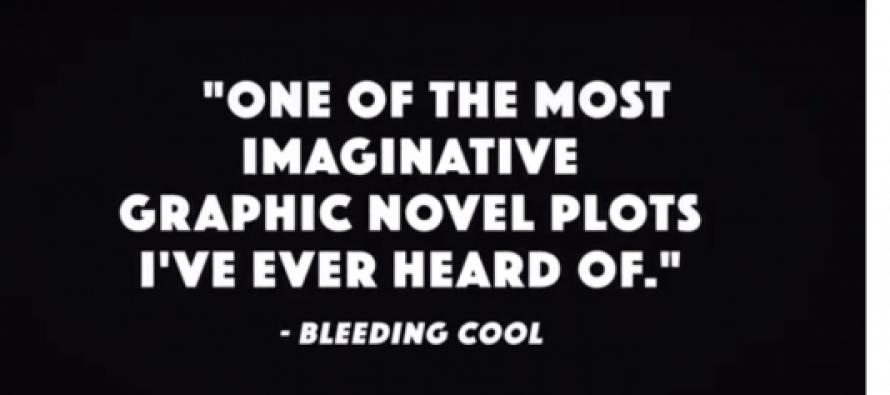 """(Video) გრაფიკული რომანი """"ვინ მოკლა კურტ კობეინი""""-ის  ტრეილერი გამოქვეყნდა"""