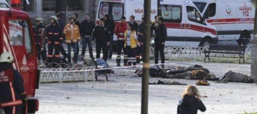 ძლიერი აფეთქება თურქეთში – გარდაცვლილია 6 ადამიანი