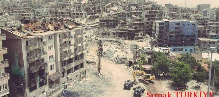 აპოკალიფსური სცენები თურქეთის ქურთულ ქალაქში… შირნაკი