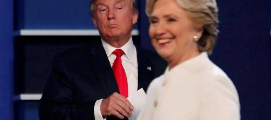 აშშ-ს საპრეზიდენტო არჩევნების წინასწარი მონაცემები
