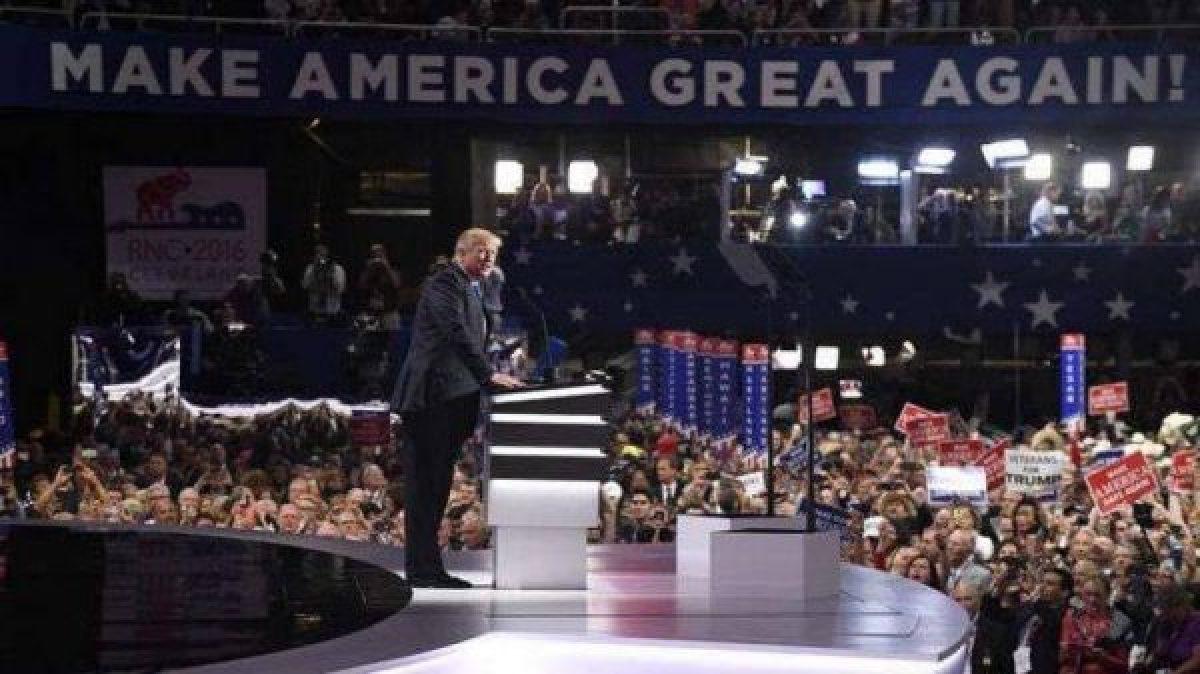 აშშ-ში საპრეზიდენტო არჩევნებზე დონალდ ტრამპმა გაიმარჯვა